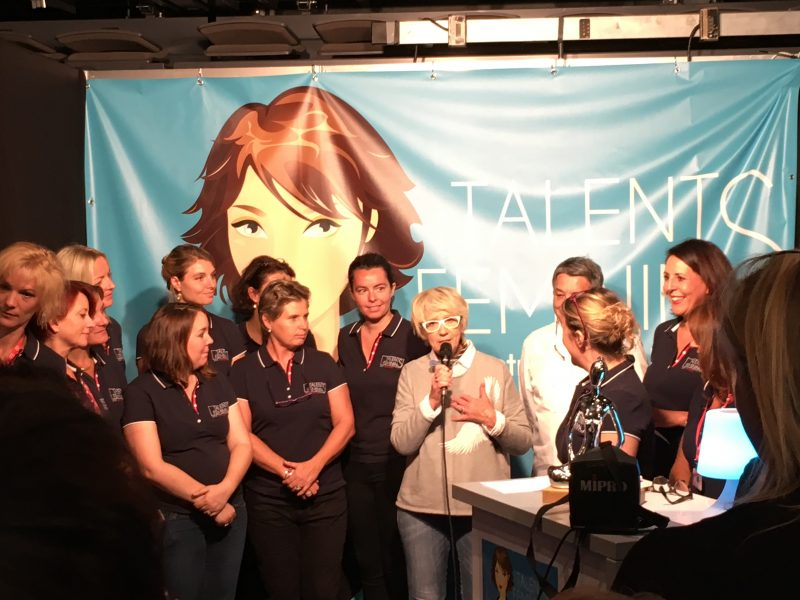 Le lancement officiel de Talents Féminins des Savoie
