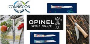 12/11/2019 : OPINEL ouvre ses portes aux sympathisants du RÉSEAU CONNEXION @ OPINEL